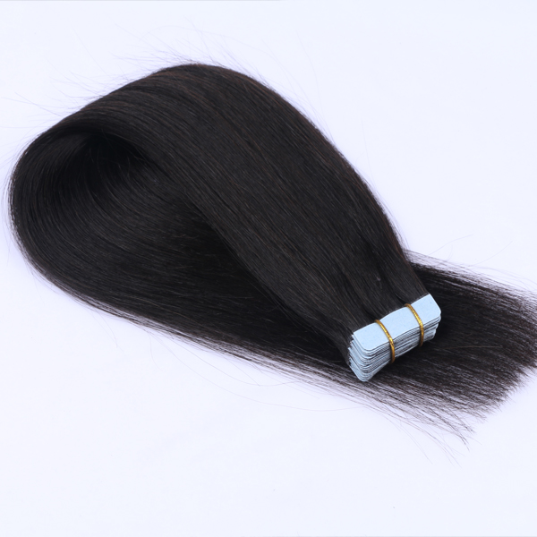 Breathing Hair Cost of Tape in Hair Extensions JF044